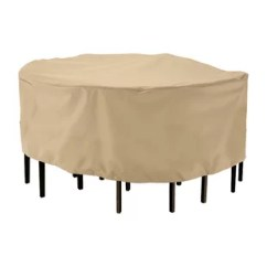 Patio Table And Chair Set Cover Fishing Rod Gimbal Outdoor Covers Wayfair Singer