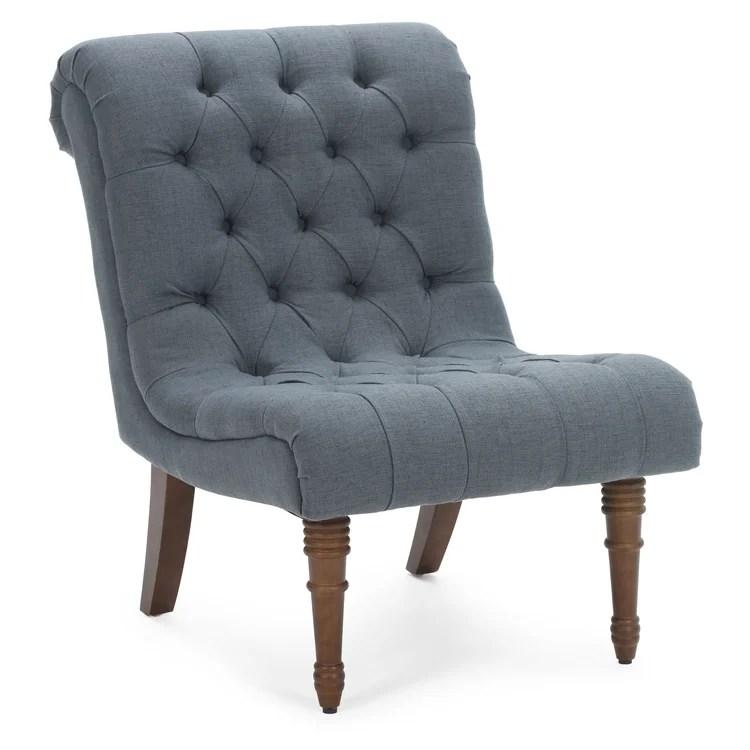 modern slipper chair covers for ikea tullsta ophelia co westhoff mid century wayfair
