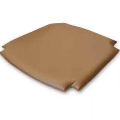 Leather Chair Cushions Baby Shower Rental Nj Faux Wayfair Quickview