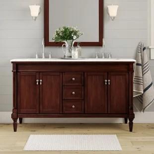 deina 60 double bathroom vanity set