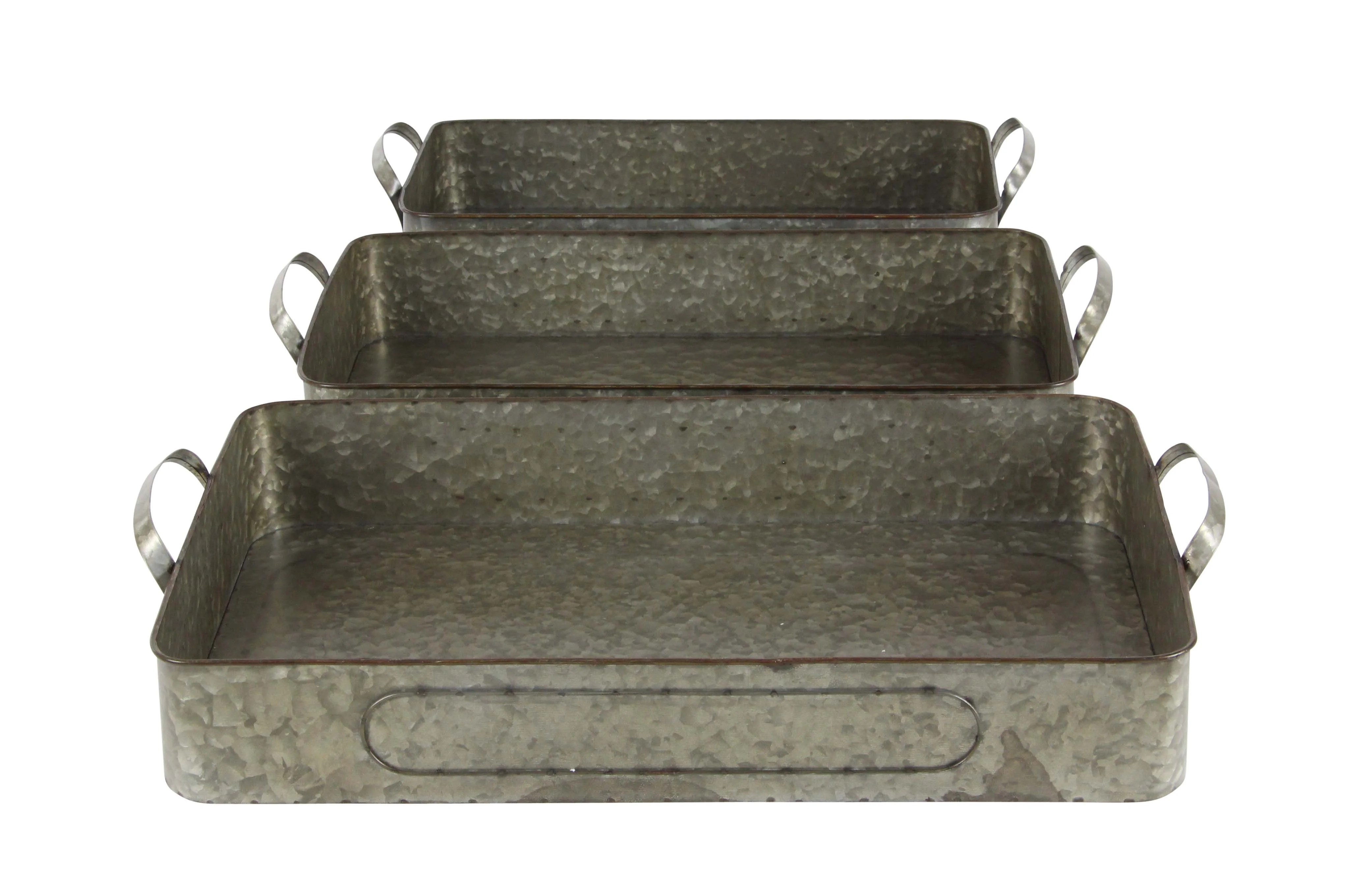 Iron Tray Handles