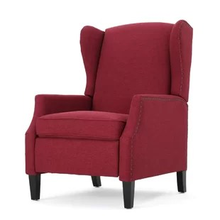 red recliner chairs chair cover hire north east england recliners you ll love wayfair quickview charcoal deep