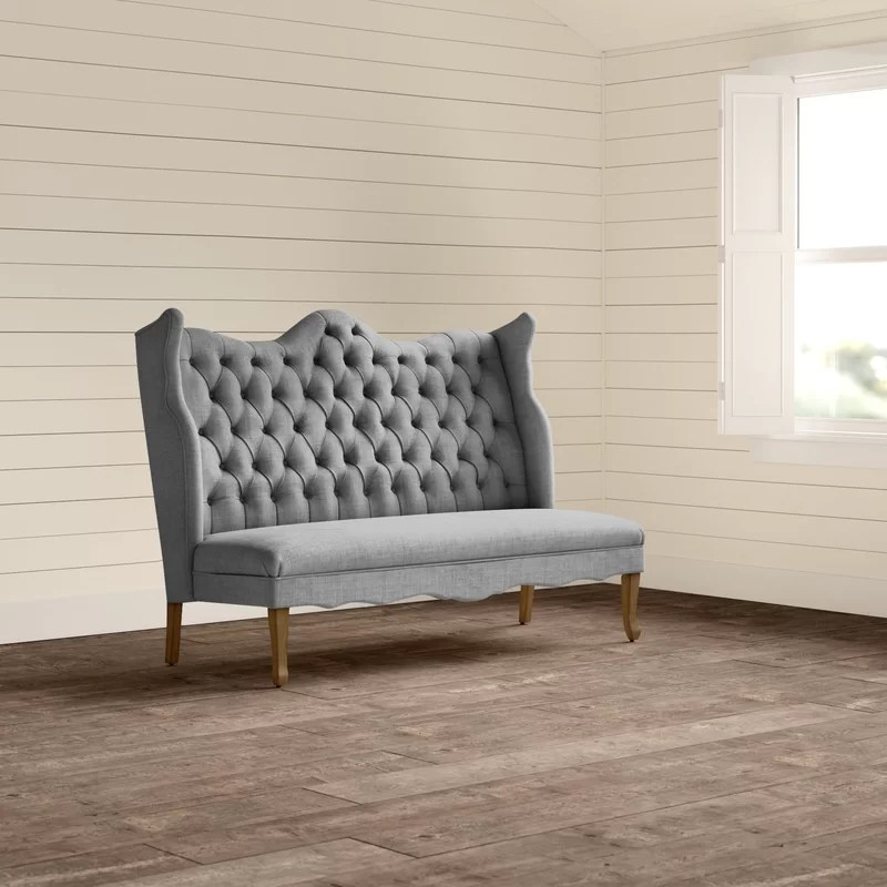 Birch Lane Janell Tufted Bedroom Upholstered Bench Reviews Wayfair