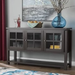 Living Room Buffet Cabinet Floor Tiles For Sideboards Tables You Ll Love Wayfair Ca Save