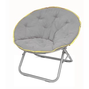 saucer chair for kids folding walmart wayfair plush