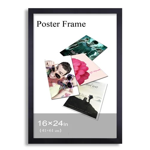 Decorative 1.25 Wide Wall Hanging Picture Frame Picture Size: 16 x 24