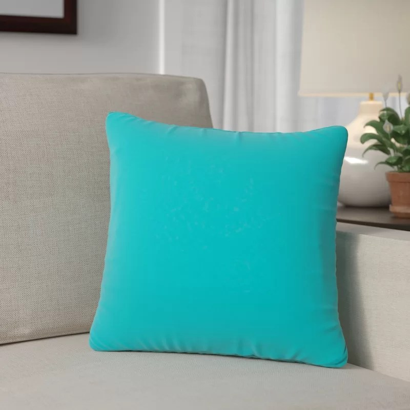 Outdoor Square Pillow Insert (Set of 2)