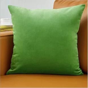 erla velvet throw pillow set of 2
