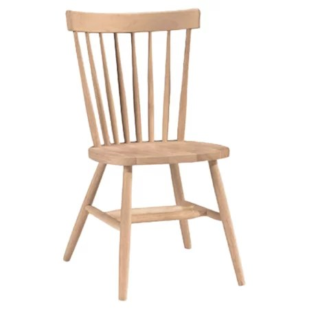unfinished wooden chairs cheap white club dining you ll love wayfair