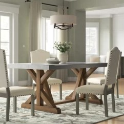 Kitchen And Dining Room Tables Commercial Door 6 Seat You Ll Love Wayfair Ca Wydmire Table