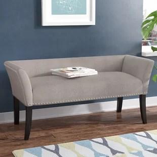 kaysen upholstered bench