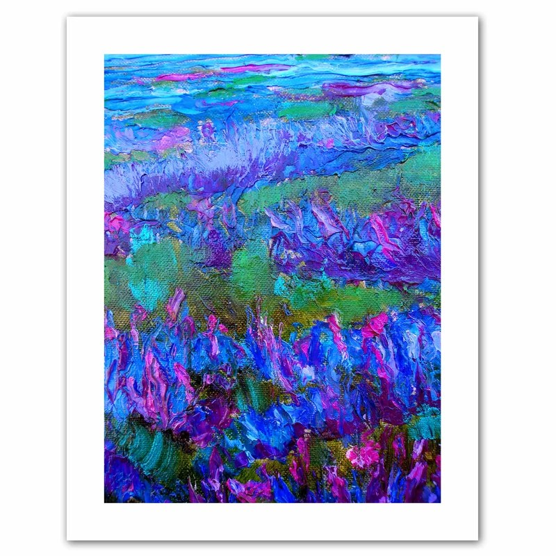 StaticeFying by Susi Franco Painting Print on Rolled Canvas Size: 32 H x 24 W