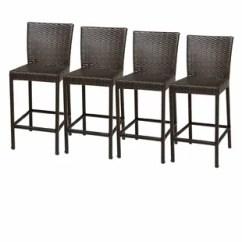 Outdoor Bar Chairs Folding Beach Lounge Chair 27 30 Patio Stools You Ll Love Wayfair Napa Stool Set Of 4