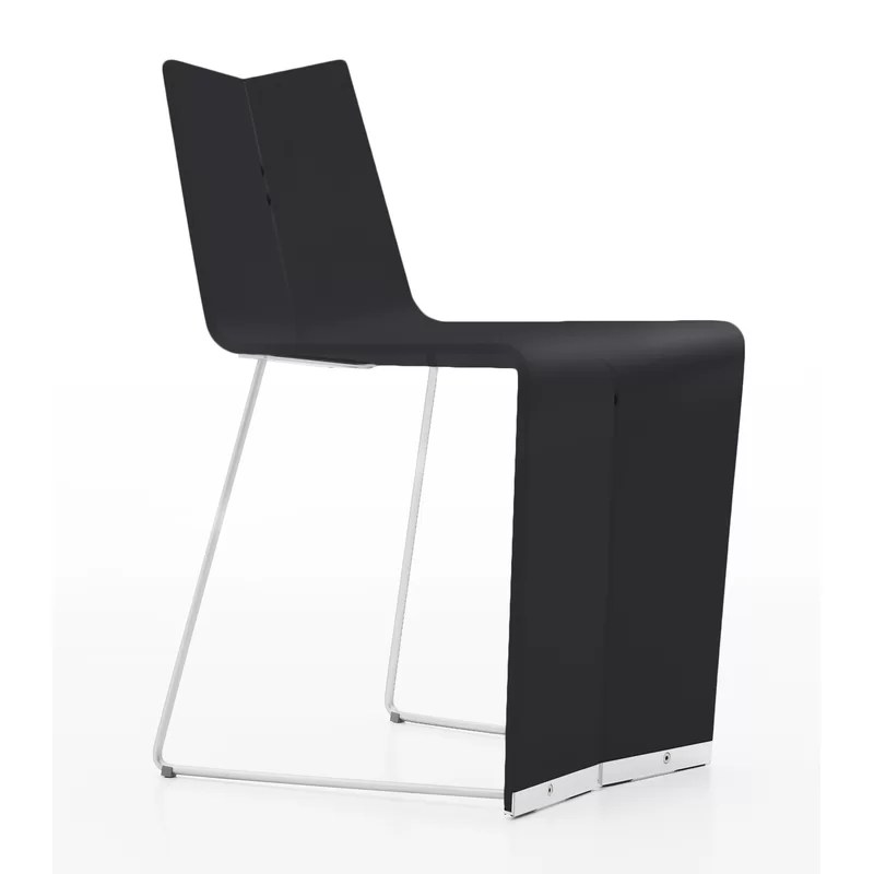 Colletti Geovan Side Chair Color: Black