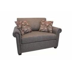 Kendrick Sleeper Chair And A Half Zahara Swivel Twin Wayfair Scharff