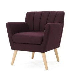 Purple Swivel Chair The Sex Modern Accent Chairs Allmodern Quickview
