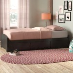 Harriet Bee Nolanville Extra Long Twin Mate S Captain S Bed With Storage Reviews Wayfair