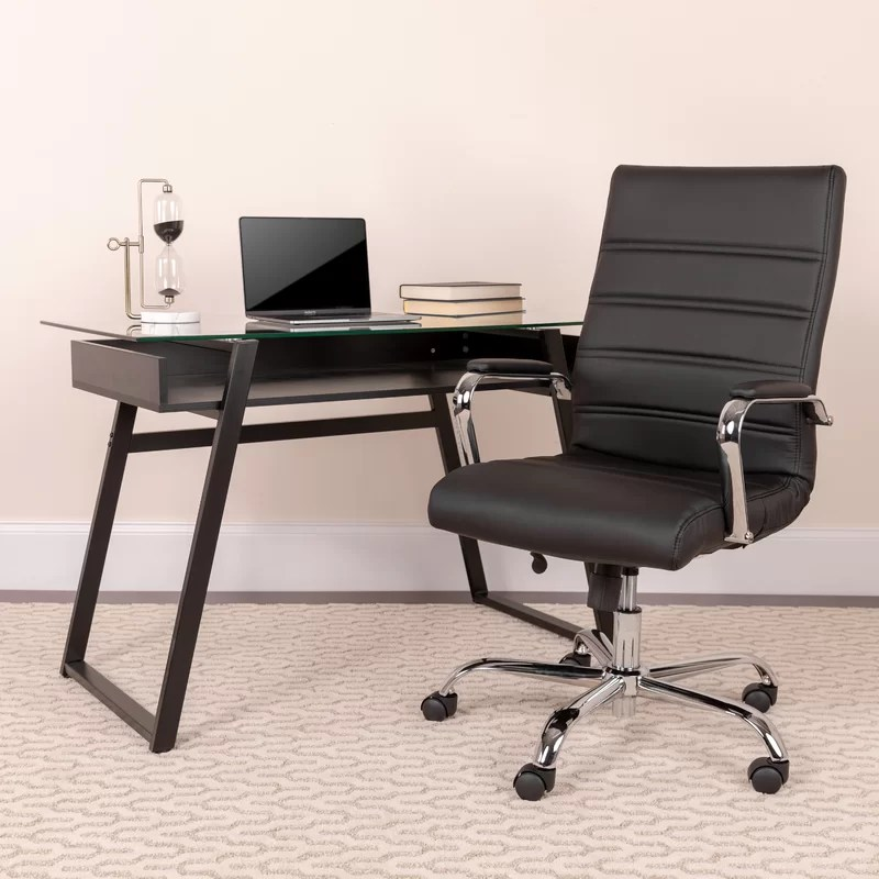 Girls Desk Chair Teal