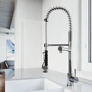 modern kitchen faucets on sale allmodern