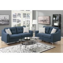 Cheap 2 Piece Living Room Sets Big Chairs For Blue You Ll Love Wayfair Quickview