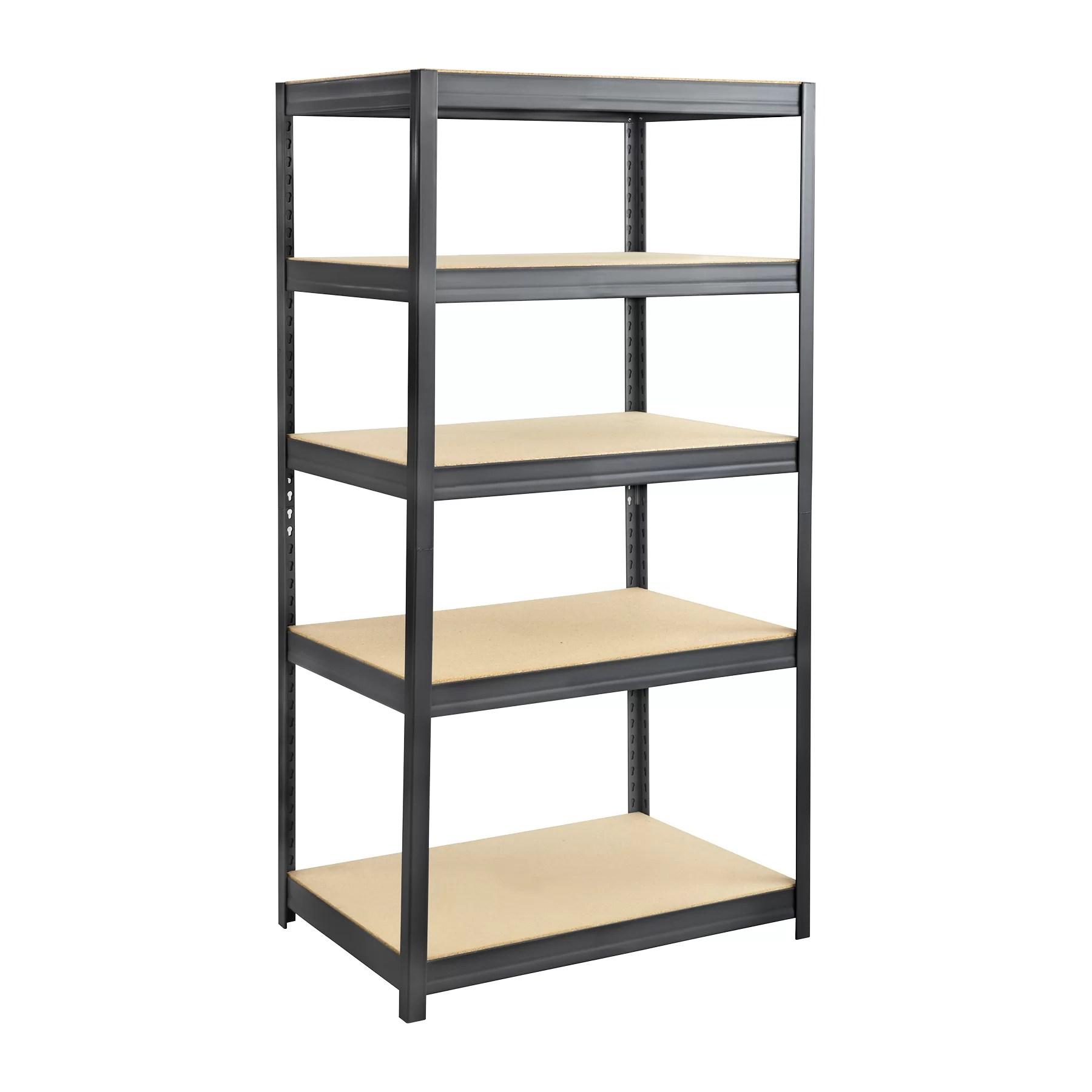 Boltless 4 Shelf Shelving Unit