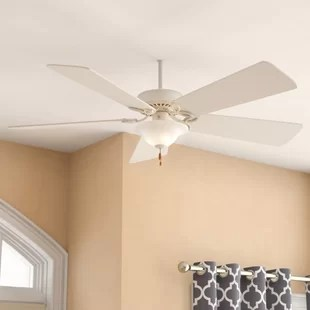 kitchen ceiling fan bay windows fans for dining room wayfair quickview