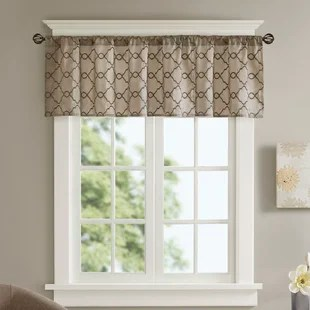 living room window valances best wall colors for 2016 birch lane quickview