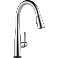 Delta Single Handle Kitchen Faucet Wood Toy Faucets You Ll Love Wayfair Quickview