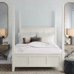 Joanne Four Poster Bed Reviews Joss Main