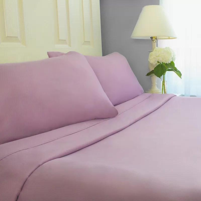 Sheet Set Size: Twin Color: Lavender