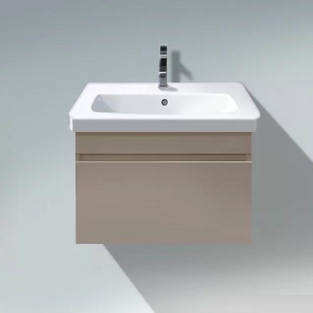 DuraStyle 29 Wall-Mounted Single Bathroom Vanity