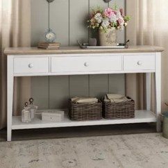 Kitchen Console Table Best Undermount Sink Tall Wayfair Co Uk Quickview