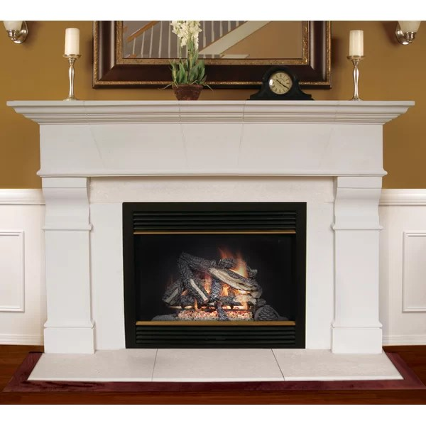 sofas at wayfair distressed brown leather sofa americast architectural stone roosevelt fireplace mantel ...