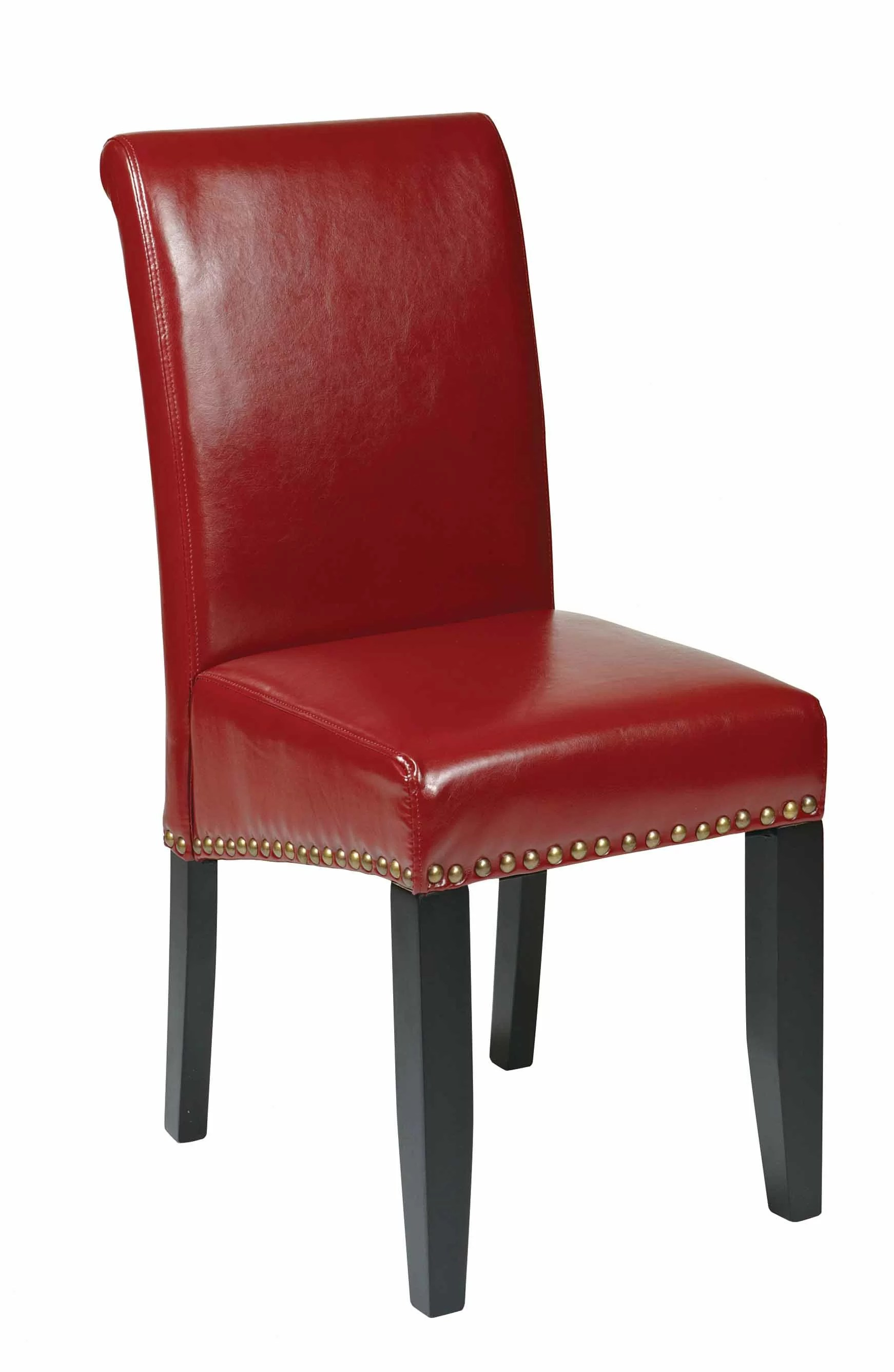 Red Upholstered Dining Chairs Chesterhill Upholstered Dining Chair