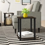 Modern Contemporary End Side Tables You Ll Love In 2020 Wayfair