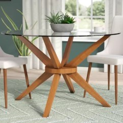 Kitchen Glass Table Ideas 4 Seat Dining Tables You Ll Love Wayfair Quickview