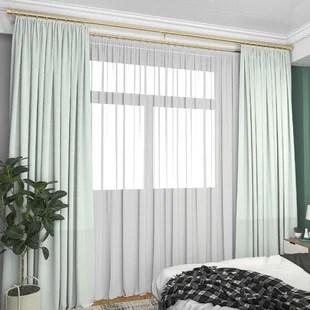 extra short rods curtain hardware