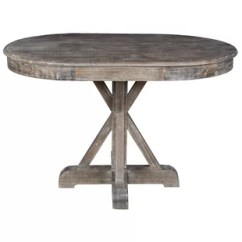 Pedestal Kitchen Table Nautical Hardware Dining Tables Joss Main Maryanne Oval