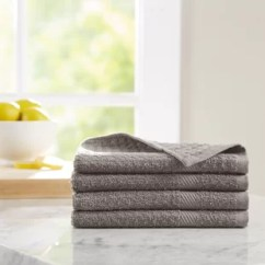 Gray Kitchen Towels Countertop Ideas On A Budget Grey You Ll Love Wayfair Quickview