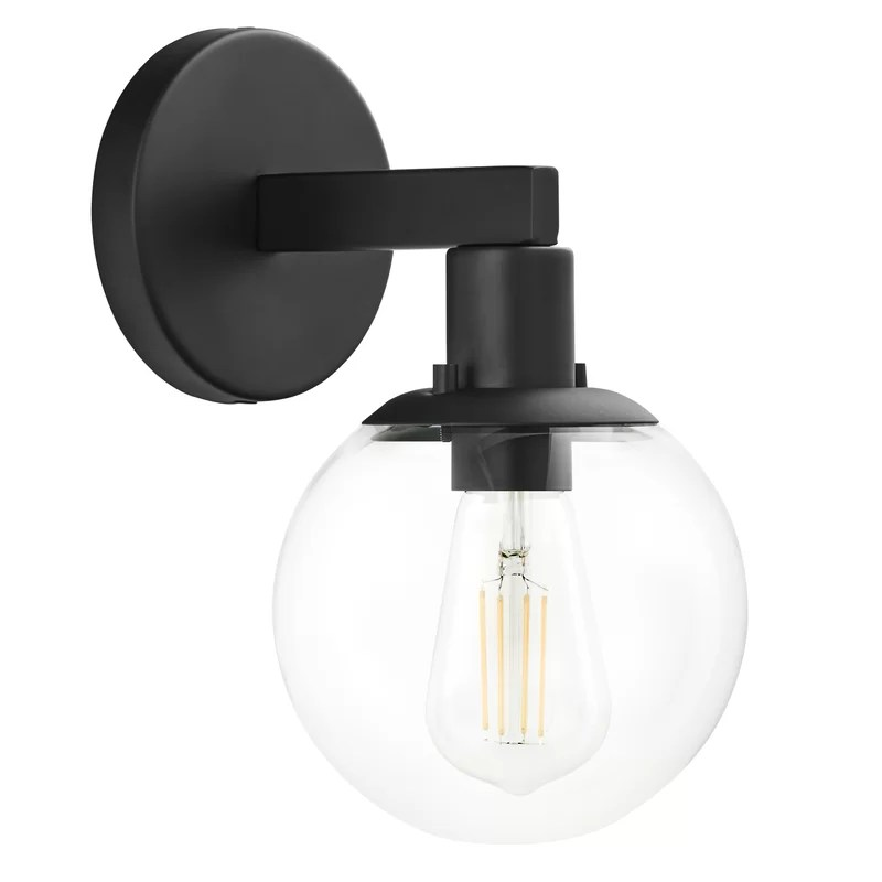 Black Wall Sconces Candle