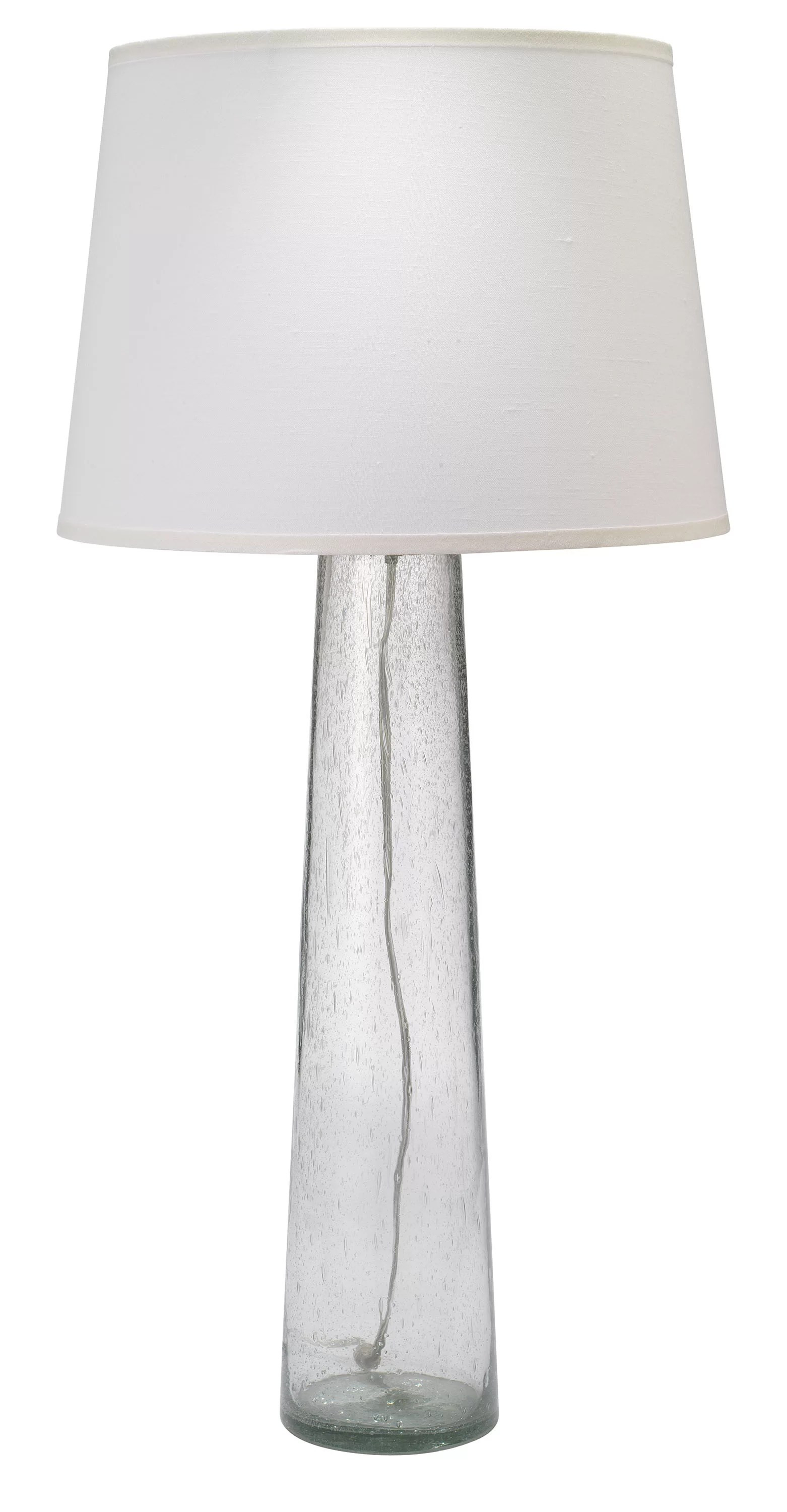 Jamie Young Company 38 Clear Glass Table Lamp