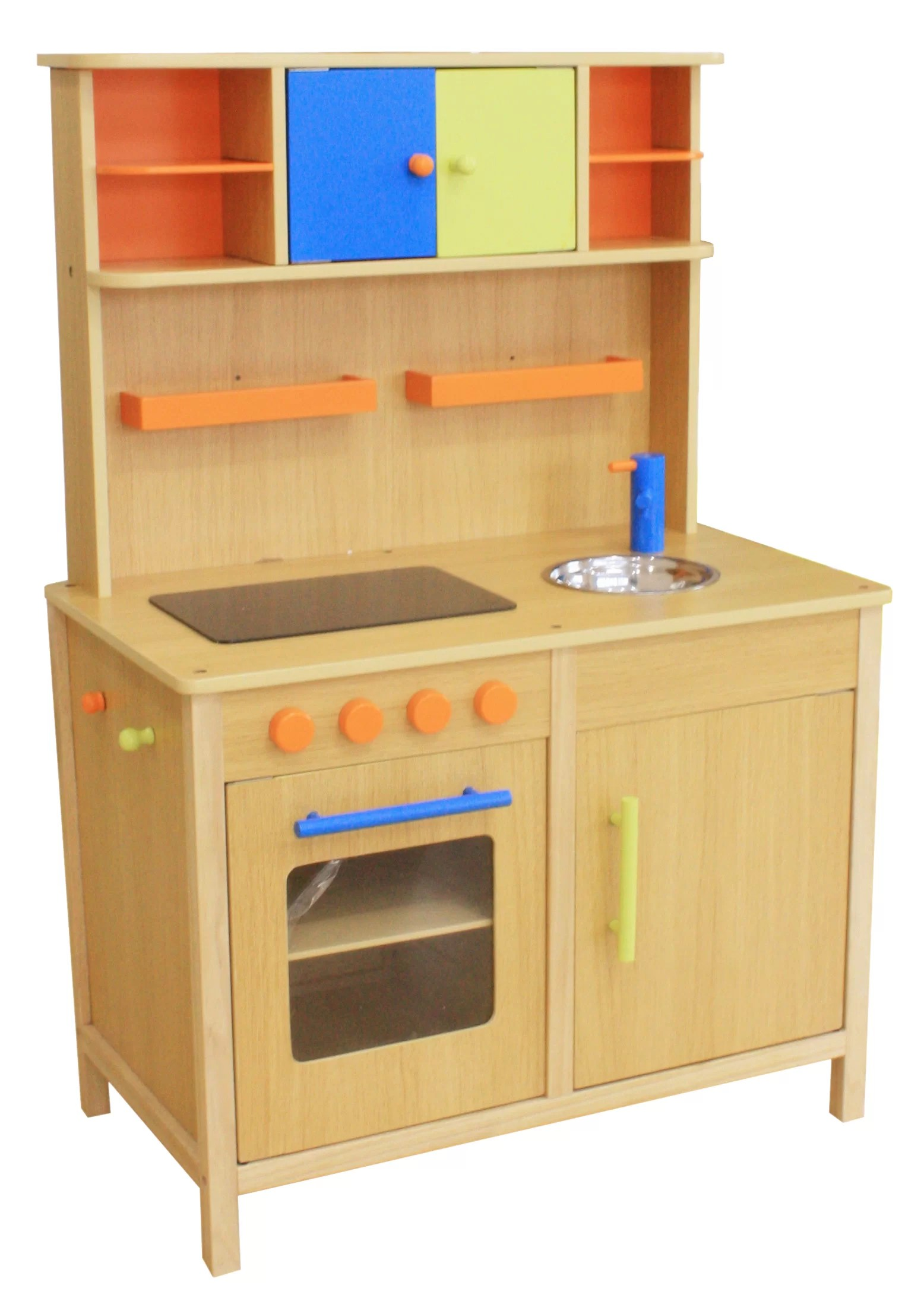wooden play kitchen design my lots of fun