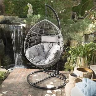 swing chair wayfair broyhill executive basket quickview