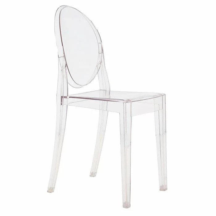 victoria ghost chair high on sale reviews allmodern