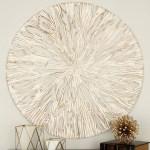 Mistana Striking Carved Wood Panel Wall Decor Reviews