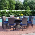 Eight Person Patio Dining Sets You Ll Love In 2020 Wayfair