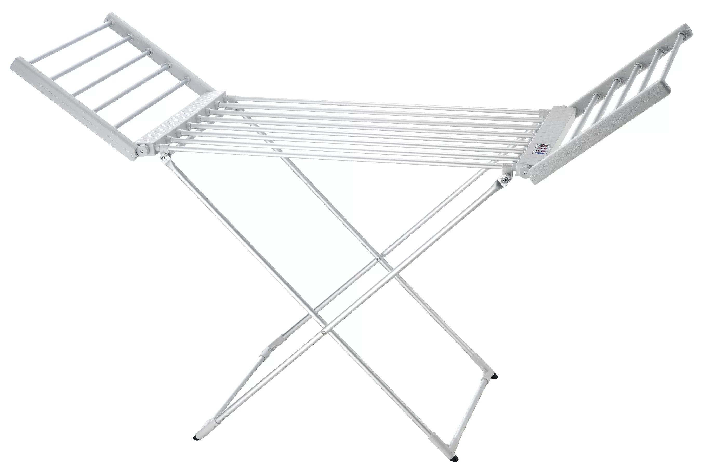 Lcm Home Fashions Inc Clothes Drying Rack Free Standing Electric Towel Warmer Wayfair