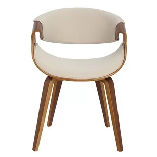 barrel back chair luxury office modern contemporary allmodern quickview