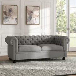 Chesterfield Sofa Material Emerald Green Australia Fabric Sofas Wayfair Co Uk Littlehampton 3 Seater