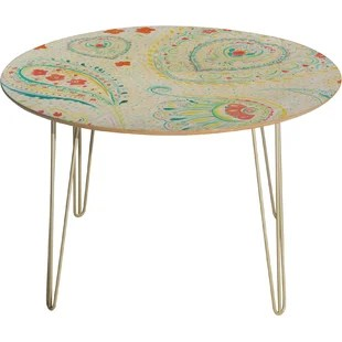 colorful dining table wayfair